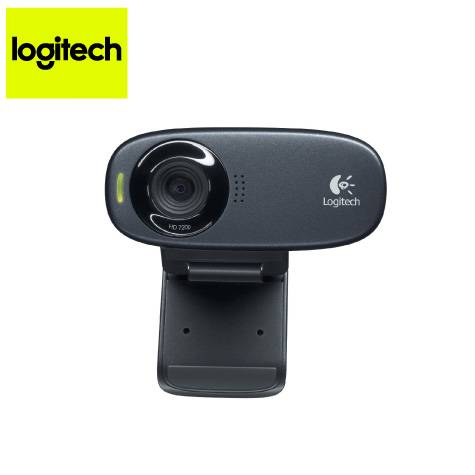 羅技 C310 HD 視訊攝影機 /HD720P 視訊通話 /5百萬像素 /單鍵式FB上傳