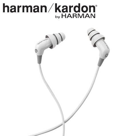 Harman Kardon EP-710 耳道式耳機( 白色)