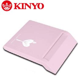 KINYO KCR-352 晶片讀卡機-粉 \ 適用網路ATM \ 網路報稅 \ 電子錢包 \ 手機SIM卡備份 【無現貨/需客訂出貨】
