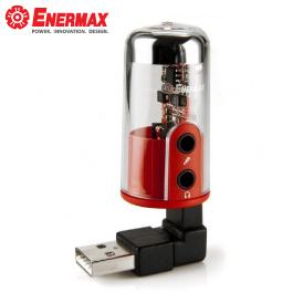 保銳 夢幻樂章 重低音 USB外接式音效盒 / 實體線性耳機擴大器 / 3.5mm輸入、輸出端子 / USB隨插即用【需客訂出貨】