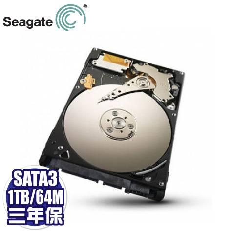 Seagate 1TB固態混合硬碟 /2.5吋/5400轉/SATA3/64MB/8G SSD/三年保固(ST1000LM014-3Y/P)加碼贈品 群加 Micro USB OTG 18cm 傳輸線【價值299元】 × 1