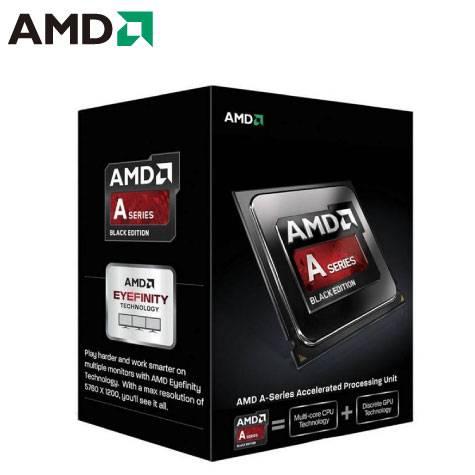 AMD 【四核】A10-7850K 3.7GHz(Turbo 4.0GHz)/L2快取4MB/Radeon R7 series