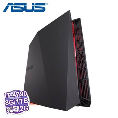 【頂級遊戲旗艦機】ASUS 華碩G20AJ-9991A479GXS 4代i7四核GTX760獨顯SSD Win8.1電腦