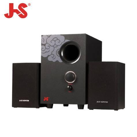 無敵加價購-淇譽 JS JY-3023 2.1聲道 三件式喇叭