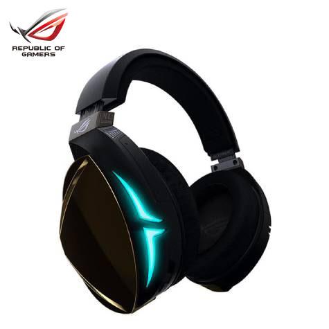 華碩 ROG Strix Fusion 500 電競耳麥/有線/虛擬7.1/Aura RGB
