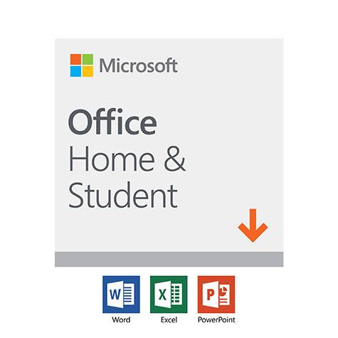 微軟Microsoft Office Home and Student 2019 家用版多國語言下載版(限windows 10安裝使用/mac共用)