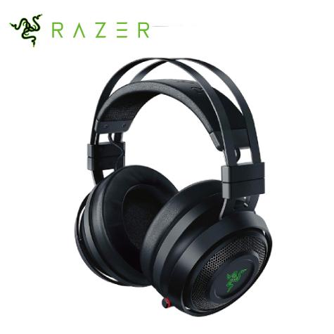 Razer Nari 影鮫 無線耳麥/3.5mm有線/ /50mm單體/冷卻凝膠耳墊