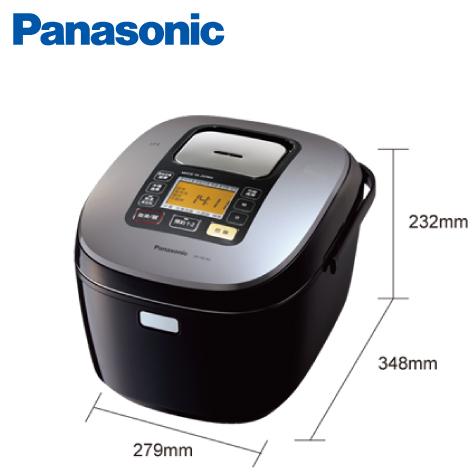 Panasonic 10人份IH電子鍋 SR-HB184 /日本製