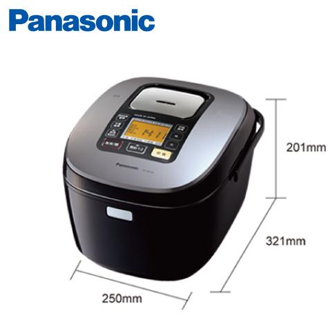 Panasonic 6人份IH電子鍋 SR-HB104 /日本製