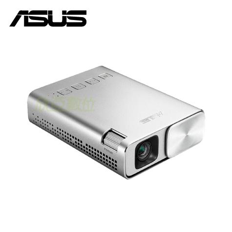 ASUS ZenBeam Go E1 USB掌上式行動電源 LED投影機 銀色