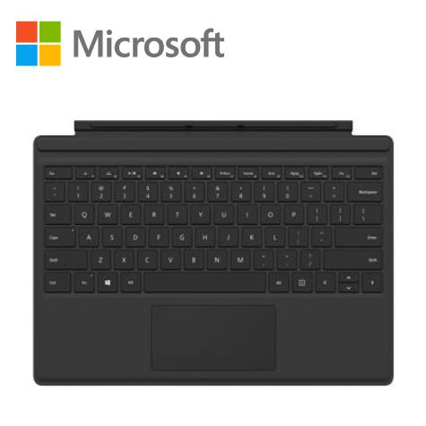 微軟Microsoft Surface Pro 鍵盤-黑色(相容SP3~7Pro)