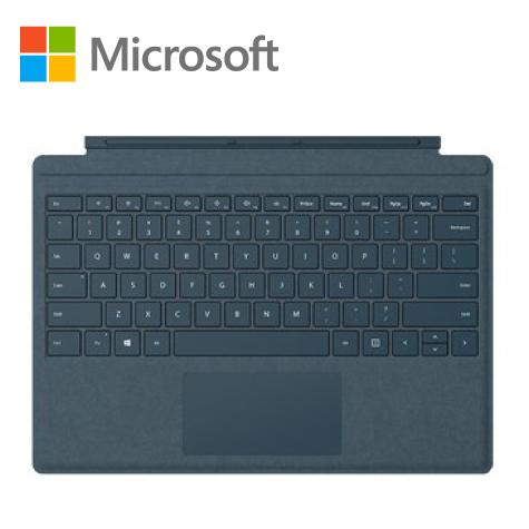 微軟Microsoft Surface Pro 鍵盤-鈷藍色(相容SP3~7Pro)