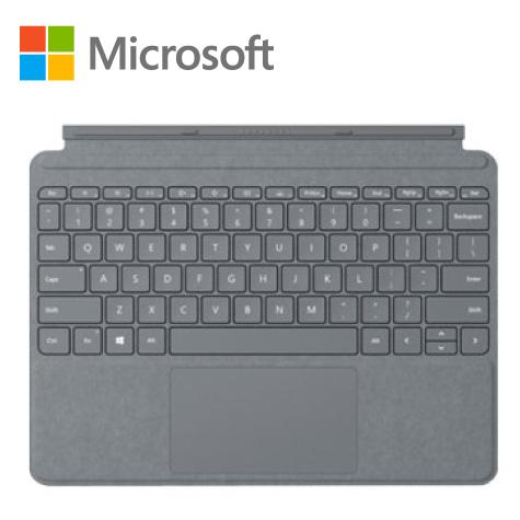 微軟Microsoft Surface Go 專屬鍵盤-白金色