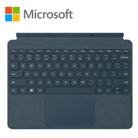 微軟Microsoft Surface Go 專屬鍵盤-鈷藍色