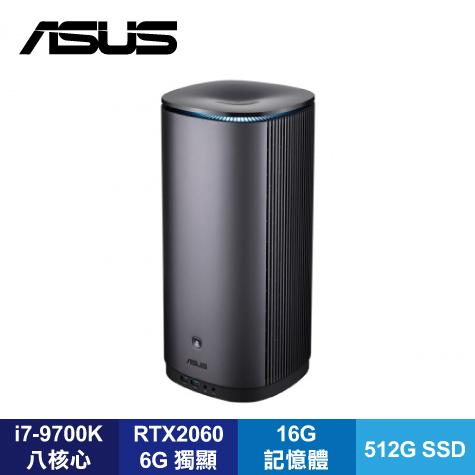 華碩 ASUS PA90-97KBPQE專業繪圖電腦i7-9700K/16G/512G/RTX2060/WIN10Pro/三年保固