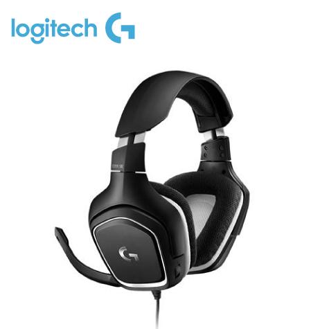 羅技 G331 SE 電競耳機麥克風/有線/50單體/翻轉靜音麥克風/多平台相容性