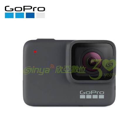【GoPro】HERO7 Silver 全方位攝影機 (公司貨)