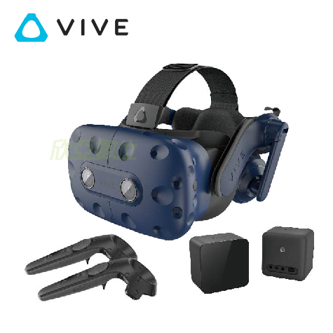 HTC VIVE PRO Start Kit 一級玩家版