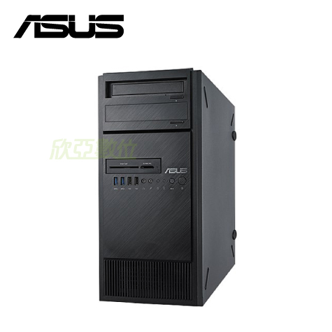 華碩ASUSPRO  E500 G5 繪圖工作站(i5-9500/8G/Quadro P400/1TB/內建IC卡讀卡機/DVDRW/300W 80+/WIN10 Pro/USB K+M/內含MACF