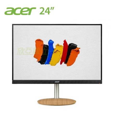 【24型創作】acer CM2241W IPS創作螢幕/1920x1080/1ms/HDR/FreeSync/DP/HDMI/廣色域/喇叭/MM.THNTT.001