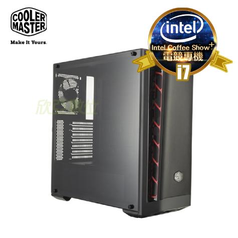 【Intel Coffee Show電競專機】Core i7-10700+華碩 STRIX B460-F GAMING+Micron DDR4-2666-16G(8G*2)+ADATA XPG SX8