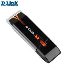D-Link DWA-125 單頻USB無線網卡/3年保固
