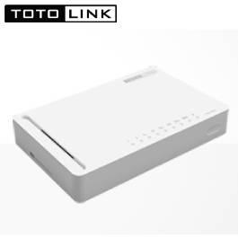 TOTO-LINK S808G 8埠Gigabit乙太網路交換器