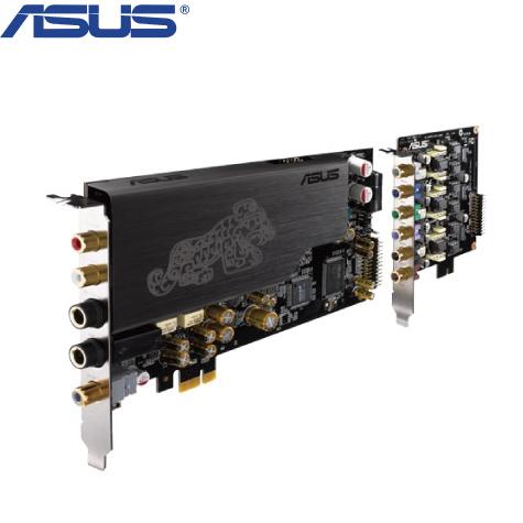 華碩音效卡 Xonar Essence STX II 7.1 PCI-E/訊噪比:124db/7.1/光纖/Dolby/子卡