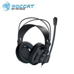 ROCCAT RENGA 耳罩式電競耳機麥克風/旋轉式麥克風/線控功能/支援多平台