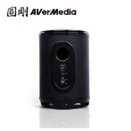圓剛 戰神巴雷特 GS335 70W 藍芽無線 電競重低音喇叭 GS335-金屬藍