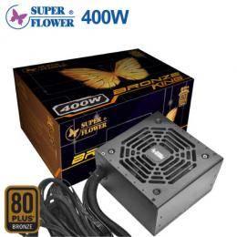 振華BRONZE KING 400W電源供應器(80+銅牌/3年免費保固)
