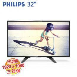 PHILIPS 32PFH4082 32吋 LED液晶電視 (Full HD 1920X1080/三年保固)