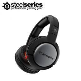賽睿SteelSeries Siberia 840 西伯利亞840 藍芽無線耳機麥克風/12M無線連接/杜比虛擬7.1聲道