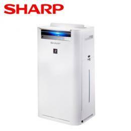 【SHARP夏普】水活力空氣清淨機 KC-JH50-W