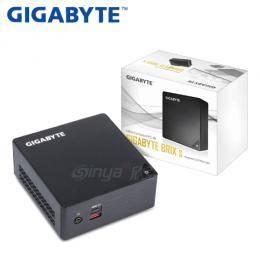 技嘉 BRIX GB-BKi3HA-7100 微型準系統(Intel I3-7100U/2.4GHz(2C/4T) Gigabit / 11AC /U3 * 4/HDMI) 不含 HDD RAM 客訂..