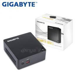 技嘉 BRIX GB-BKi5HA-7200 微型準系統(Intel I5-7200U/3.1GHz(2C/4T) Gigabit / 11AC /U3 * 4/HDMI) 不含 HDD RAM 客訂..