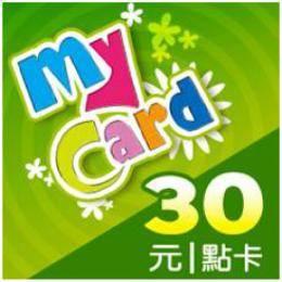 MyCard 30點