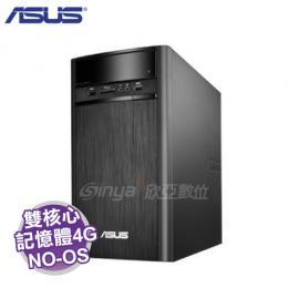 ASUS K31CD-K-0031A393UMD 桌上型電腦/G3930/4G/1TB/DVD/WIFI/NOOS/3年保/ASUS原廠鍵盤及滑鼠