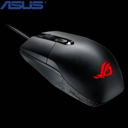 ASUS ROG Strix IMPACT 電競光學滑鼠-黑盒版