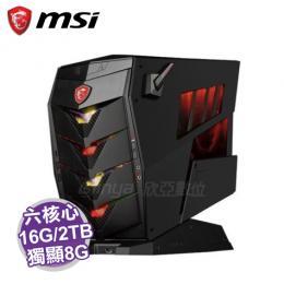 MSI Aegis 3 Plus 8RG-231TW 電競電腦/i7-8700/GTX-1070Ti 8G/2TB+256G M.2 PCIe/16G/DVD/WiFi/W10/3年保