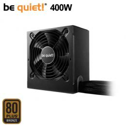 be quiet! SYSTEM POWER U9 400W 80+銅/DC-DC/靜音電源/五年保固