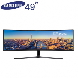 SAMSUNG C49J890DKE 49吋32:9 電競曲面顯示器(現貨限量搶購)