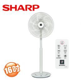 SHARP夏普 16吋自動除菌離子DC電風扇PJ-H16PGA
