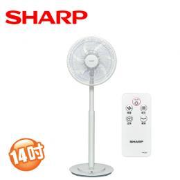 SHARP夏普 14吋DC電風扇PJ-S14GA