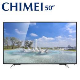 CHIMEI奇美 50吋4K連網液晶顯示器 TL-50M100 +視訊盒TB-M010