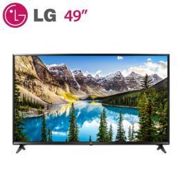 LG樂金 49吋4K連網液晶電視(49UJ630T)