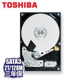 【企業雲端碟】TOSHIBA 4TB (MC04ACA400E)/SATA3/7200轉/128MB快取/三年保固