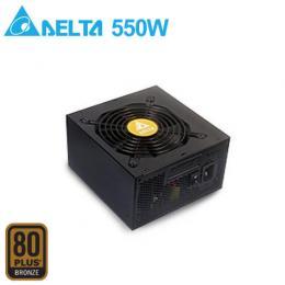 台達 GPS-550LB E 80+銅牌電源供應器 (550W/80+銅牌/五年保固)