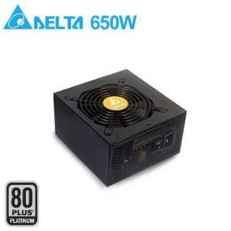 台達 GPS-650LB A 白金牌 電源供應器 (650W 80+白金牌/五年保固)