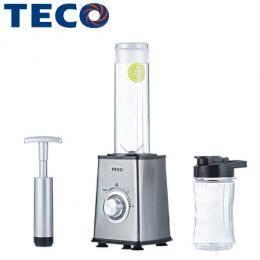 真空隨行杯果汁機(1機2杯組) TECO 東元 XF0603CB【福利回饋價】